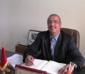 Dr Mohammed El Asri, Chef du CRRA Meknès