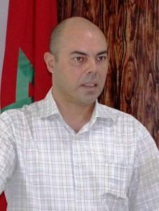 Dr Riad Balaghi, Chercheur, Chef du Département de l'Environnement et des Ressources Naturelles, INRA Rabat
