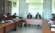 ParticipantEs au perfectionnement sur les statistiques des techniciens du CRRA Meknès, 5 mars 2014