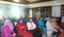 Célébration du 8 mars 2014 au CRRA Meknès