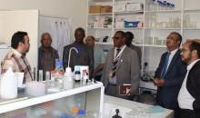 Visite de délégation malienne, 28 avril 2014