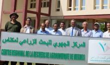 Visite de délégation indienne, 14 mai 2014
