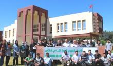 Visite des étudiantEs de l'IAV Agadir, 03 juin 2014