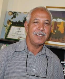 Ali Mamouni, Chercheur en amélioration génétique des arbres fruitiers, Chef du SRD - INRA Meknès