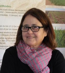 Dr Rajae Kettani, Chercheure au CRRA Meknès