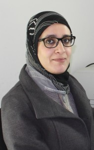 Dr Karima Bouhafa, chercheuse en sciences du sol (URGDRNESR - CRRA Meknès)