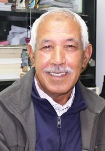 Ali Mamouni, chercheur en amélioration des arbres fruitiers (CRRA Meknès)