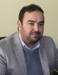 Dr Jamal Charafi, Chercheur à l'URAPCRG du CRRA Meknès