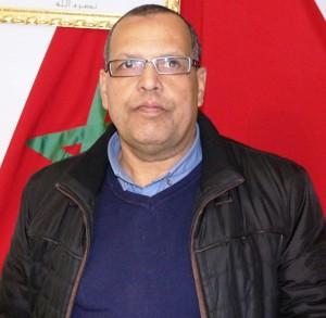 Dr Moha Ferrahi, chercheur au CRRA Meknès
