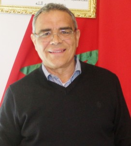 Dr Abdelhamid Ramdani, Chercheur Phytopathologie / Amélioration (URPP - CRRA Meknès)