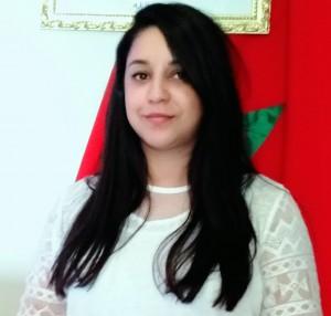 Dr Khaoula Habbadi, Chercheure en protection des arbres fruitiers (UTPP - CRRA Meknès)