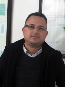 Dr Rachid Razouk, Chercheur en agrophysiologie des arbres fruitiers et de l'olivier (URAPV - CRRA Meknès)